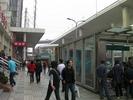 サムネイル:錦江楽園駅 改札を出て左へ(西へ)進みます
