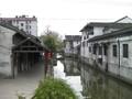 前の写真のサムネイル:竹行橋(楓涇三橋)の南側