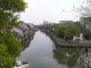 サムネイル:清風橋の上から東向きの景色