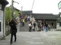 前の写真のサムネイル:清風橋(楓涇三橋)を東から眺める